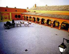 Mis hoteles favoritos - Hacienda la boticaria sevilla ...
